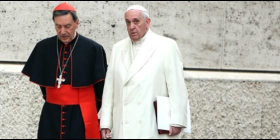 El Papa le contó a Bono su