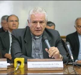 Monseñor Gonzalo de Villa