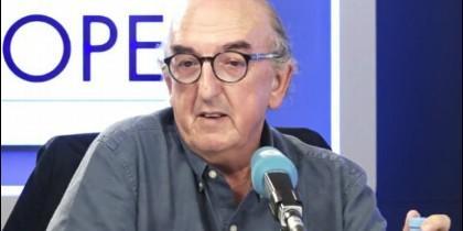 Jaume Roures entrevistado por Juanma Castaño. 5 de septiembre 2017