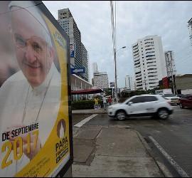Todo listo en Colombia para la llegada del Papa