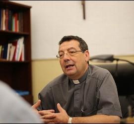 Juan José Mateos, vicario de Ceuta