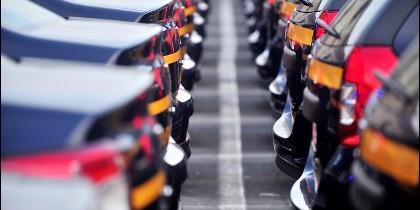 Renting de vehiculos