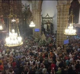 Misa en Guadalupe