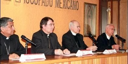 Conferencia Episcopal mexicana