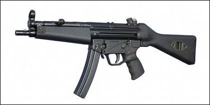 HK MP5: El subfusil de las Fuerzas Especiales.