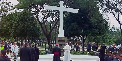 La Cruz de la reconciliación
