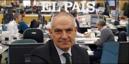 Antonio Caño, director de 'El País'.