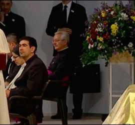 Francisco, en su discurso