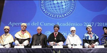 Apertura de Curso en la Loyola Andalucía