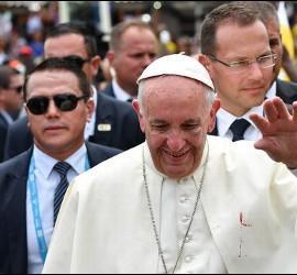 El Papa en Cartagena