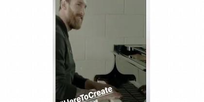 Messi al piano