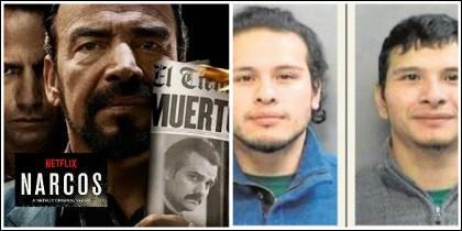 La serie Narcos de Netflix y los narcosobrinos de Maduro.