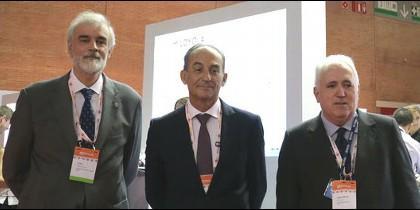 Los rectores de Comillas, Deusto y Loyola Andalucía