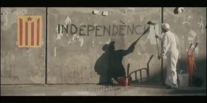 Imagen del nuevo spot sobre el referéndum