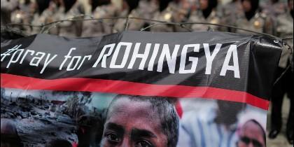 En defensa de los rohingya