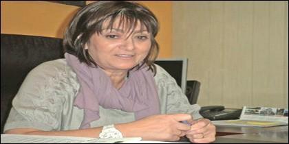 Teresa López Martin, Portavoz del  PSOE en la Diputación de Valladolid y Alcaldesa de Medina del Campo