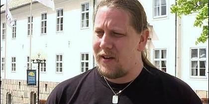 Liljeglod recibió numerosas muestras de solidaridad tras su denuncia