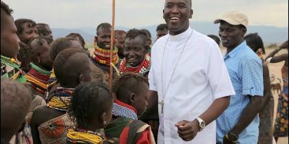 Dominic Kimengich, obispo de Lodwar (Kenia)