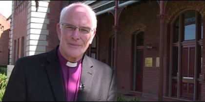 Bill Wright, obispo de Maitland-Newcastle (Australia)