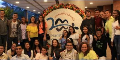 Encuentro de los Hermanos Maristas con los jóvenes