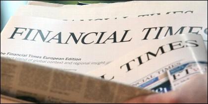 El diario 'Financial Times'.