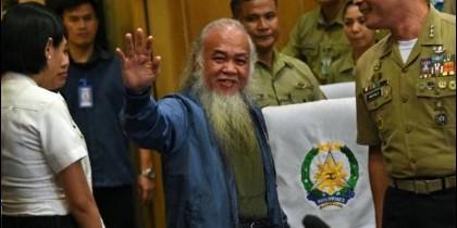 Liberado el sacerdote secuestrado en mayo en Marawi