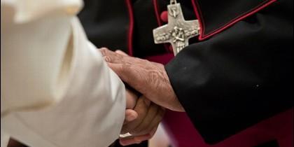 Nueva reunión del Papa con su consejo de cardenales asesores