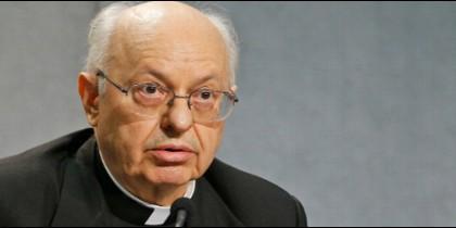 El cardenal Lorenzo Baldisseri, secretario general del Sínodo de los Obispos