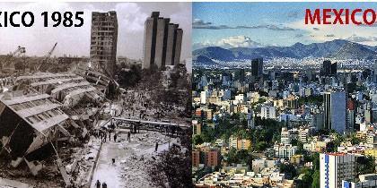 Los terremotos de 1985 y 2017