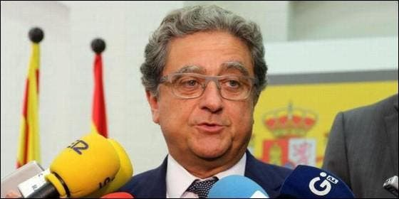El delegado del Gobierno en Cataluña, Enric Millo.