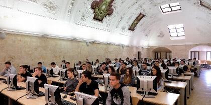 Nuevos alumnos de la UPSA