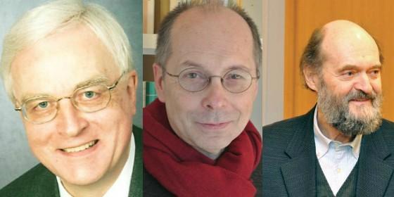 Karl-Heinz Menke, Theodor Dieter y Arvo Pärt, Premios Ratzinger 2017