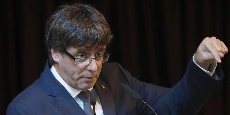 Carles Puigdemont (PDCat).