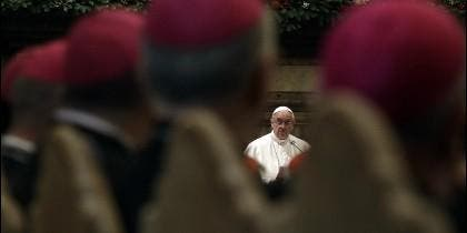 Francisco y los fariseos