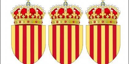 Escudo Cataluña.