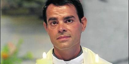 Fernando García, rector del Seminario de Valladolid