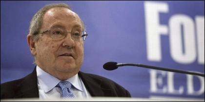 El presidente de Freixenet y de la Cámara de Comercio de España, José Luis Bonet.