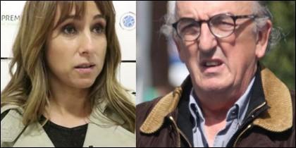 Ana Pardo de Vera y Jaume Roures.