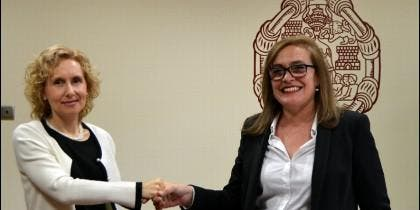Nuevo convenio de colaboración entre la UPSA y CCOO CyL