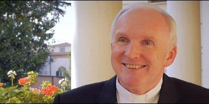 El obispo de Limerick (Irlanda), Brendan Leahy