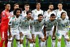El equipo del Real Madrid.