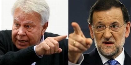 González y Rajoy