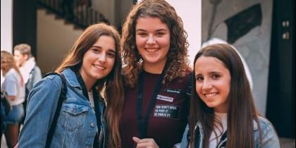 Jóvenes de Tarragona participan de 'Ciudadanía'