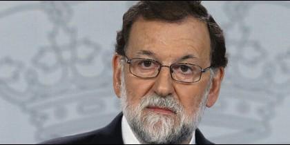 Mariano Rajoy, lider del PP y presidente del Gobierno de España (PP).