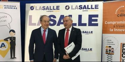La Salle, Afanias y Vía Célere crean la primera universidad accesible