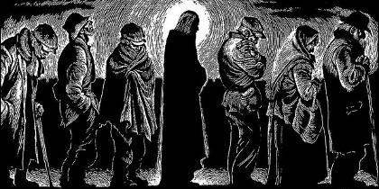 Jesucristo de los sintecho