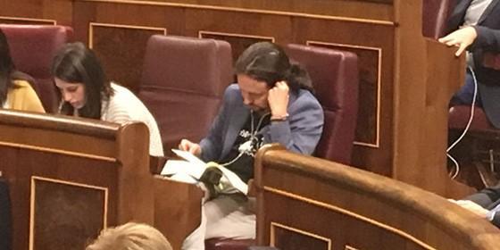 Resultado de imagen de Hundimiento de Iglesias en El Congreso