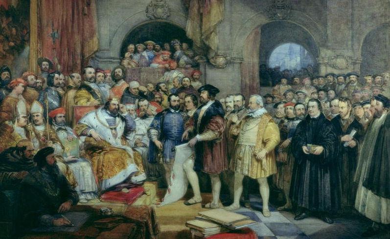 Lutero: V centenario de la Reforma protestante (II