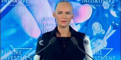 Sophia la Humanoide