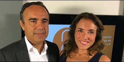 Josico y Susana, responsables de Encuentro Matrimonial